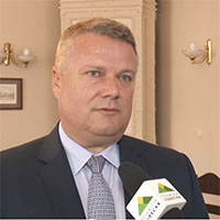 Article and video on the website of the city Dzierżoniów