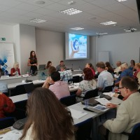 Seminar Communication strategy in H2020 projects