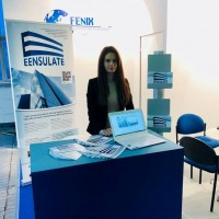 FENIX TNT team presented the EENSULATE project at BUDMA Fair in Poznan, Poland