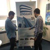 EENSULATE project presented during the E2VENT Workshop