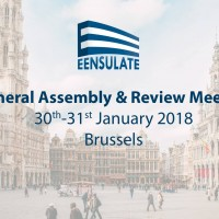 EENSULATE Review meeting is coming