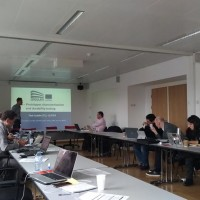 EENSULATE project: Second Review Meeting in Brussels