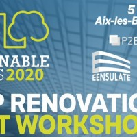 EENSULATE at Sustainable Places 2020