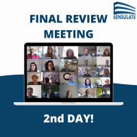EENSULATE - Final review meeting 2nd day